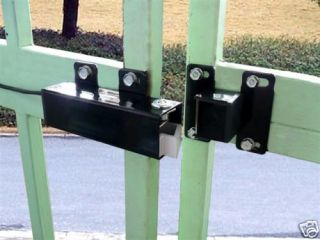 LM149 Automatic Gate Lock for LOCKMASTER902 Gate Opener