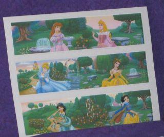 Disney Princess Edible Image Rice Paper Sheets Prints