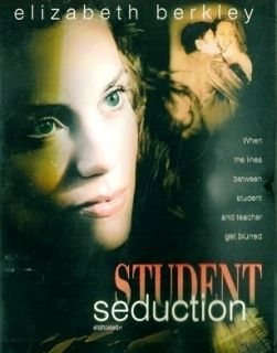Student Seduction Elizabeth Berkley RARE DVD New