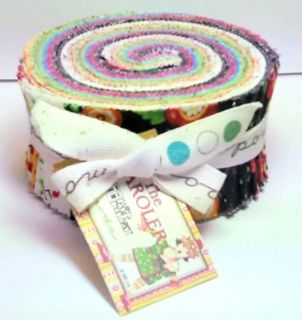 The Caroler Retired Jellyroll by Mary Engelbreit for Moda