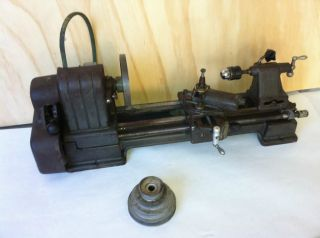 Vintage Craftsman Metal Cutting Lathe