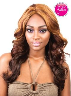 Isis Collection Red Carpet Comfort Lace Front Wig Ellen Futura