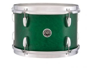 Series Rack Tom Drum 8x7 Emerald Green with Mount GB 0708T SEG