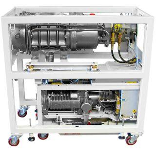 Edwards IQDP80 Dry Semiconductor Vacuum Pump Iqmb 1200