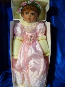 Little Girl doll *Roselyn Paradise Galleries Collection MIB