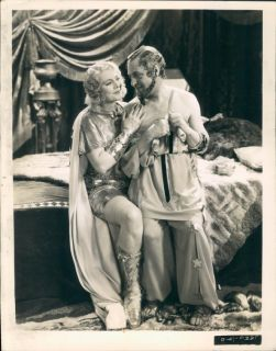 Silent Film Stars Marjorie Rambeau Ernest Truex Photo