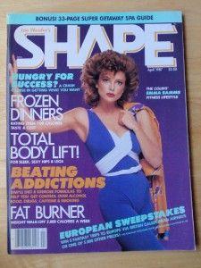 Shape Female Fitness Muscle Magazine Colbys Emma Samms 4 87