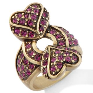 143 505 heidi daus dazzling versatility crystal ring note customer