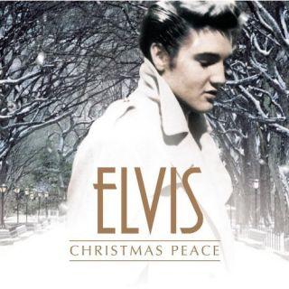 Elvis Presley Christmas Peace New CD
