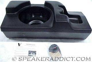 SUBWOOFER ENCLOSURE BOX GMC CHEVROLET SILVERADO VANTAGE VVS GM SLV1