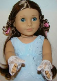 Doll Clothes Fit American Girl Cecile~ Marie Grace Floral Lace Short