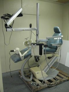 Full Op Adec Priority 1005 Dental Examination Chair