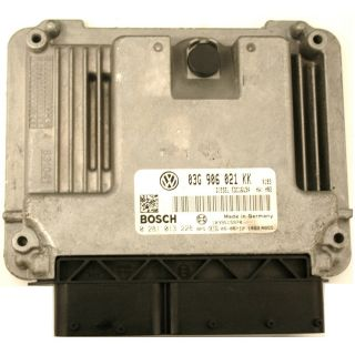 VW Golf MK5 2 0 TDI BKD Engine Control Unit ECU 03G 906 021 KK