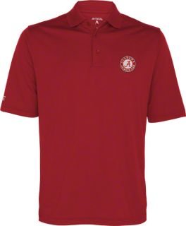 Alabama Crimson Tide Crimson Exceed Desert Dry Polo Shirt
