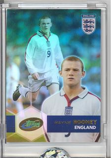 IN HAND WAYNE ROONEY MANCHESTER UNITED UNITED KINGDOM FIFA POY ENGLAND