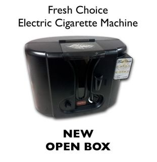 Fresh Choice Electric Cigarette Machine http://www.popscreen.com/p/MTMxNzUzOTAx/Electric-Cigarette-Machine-New-Best-by-Fresh-Choice-eBay