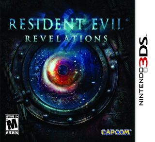 Resident Evil Revelations Nintendo 3DS Official Game US Version NTSC