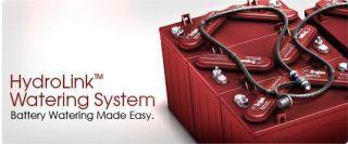 Water System Hand Pump 36V Golf Carts w 6V or 12V Batteries