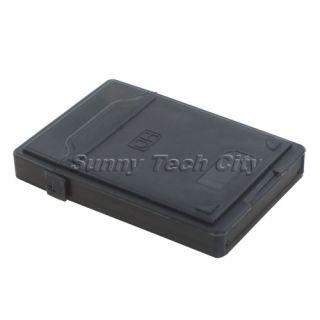 Portable 2.5 External Hard Disk Drive Case SATA IDE HDD Black