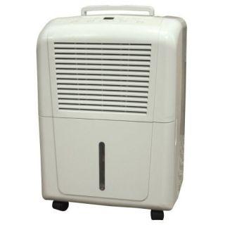 Soleus 30 Pint ENERGY STAR Dehumidifier with Digital Humidistat SG DEH