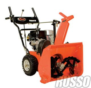 """ST22LE 22"""" 920013 208cc Two Stage Snow Blower Electric Start"""