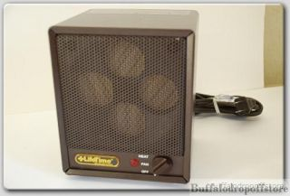 Energy Efficient Ceramic Electric Space Heater 1500W