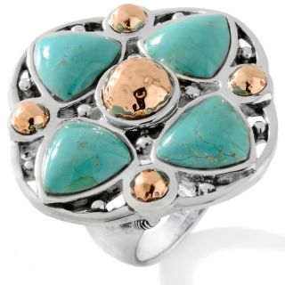 Jewelry Rings Fashion Studio Barse Turquoise Sterling Silver and
