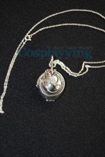 Vampire Diaries Elena Gilbert Necklace 100 925 Silver