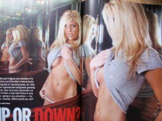 Bodybuilding Muscle Fitness Magazine Erica Lee Chevillar 4 08
