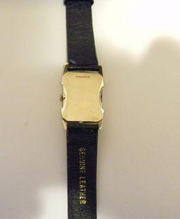 Vintage Elgin Watch Art Deco 10K Gold Filled Case L K