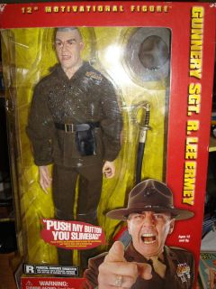 Gunnery Sgt R Lee Ermey 12 Motivational Figure R Rated
