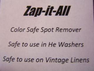 ALL Spot Remover & Laundry Detergent Soap Cleaner STAIN REMOVAL 32 oz