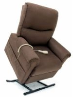 Electric Recliner Lift Chair Micro Suede Fabric LC 105
