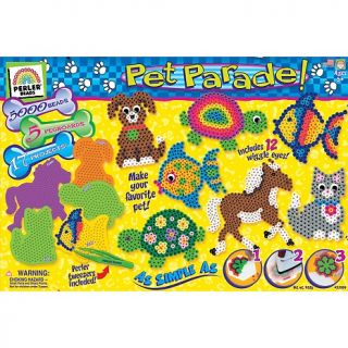 102 4728 perler bead pet parade activity kit rating 2 $ 14 95 s h $ 4