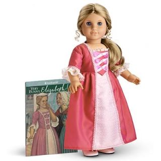 New American Girl Doll Elizabeth No x Retired Quick SHP