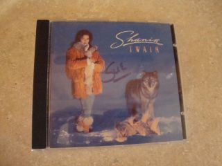 Shania Twain by Shania Twain CD Apr 1993 Mercury CD 731451442223