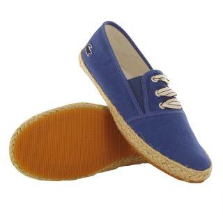 separation shoes 36be9 37dba ... 99 £ 100 search site lacoste fabian espadrilles blue womens trainers ...