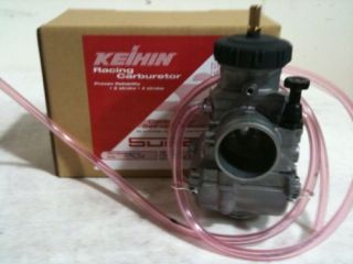 Banshee CR500 CR KTM KX RM 39 Mil 39mm Keihin PWK Carburetor Carb