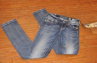 Miss Mes Girls Skinny Jeans JK 1037S2 MK 37 sz14 Retail 84 00