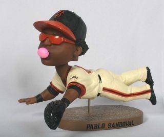 2012 Pablo Sandoval SGA Bobblehead San Francisco Giants NEW IN BOX