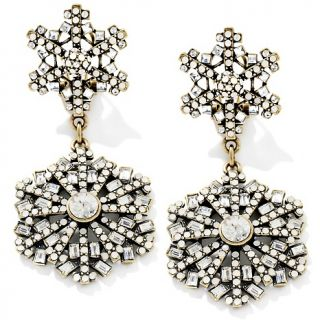 154 477 heidi daus heidi daus ice crystal drop earrings note customer