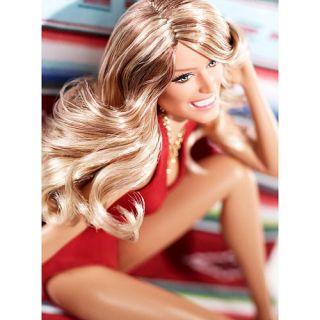 Barbie Doll Collectors Black Label Farrah Fawcett 11 5 Licensed
