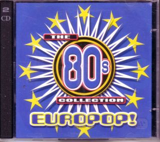 Time Life Music 80s Collection Europop Various 2 CD