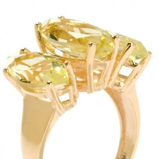 Jewelry Rings Gemstone Technibond® 3 Stone Marquise Gemstone