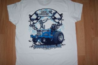 Tractor Pulling Shirt Ford Iron Maiden