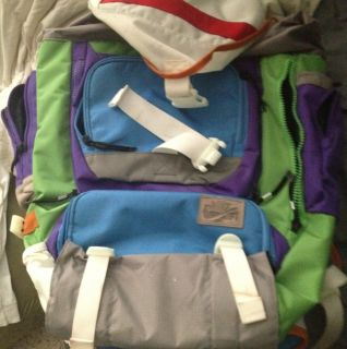 NIKE SB EUGENE BUZZ LIGHTYEAR BACKPACK RARE