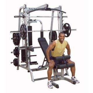 key features precise 7 angle smith machine combined with 7 angle