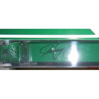 Harry Gant Signed 33 NASCAR Farewell Tour Transporter