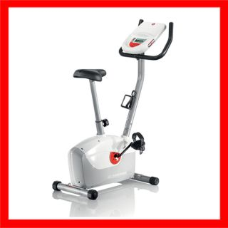 Schwinn A10 Upright Exercise Bike with Grip Heart Rate Monitor
