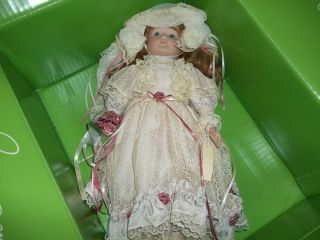 Genuine Porcelain Doll Dynasty Collection